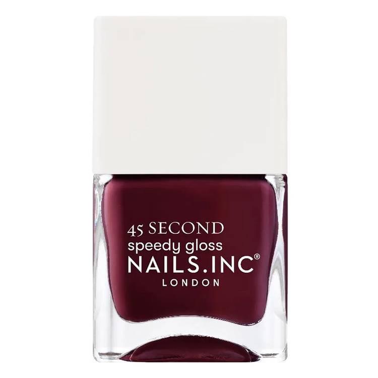 Nails Inc 45 Second Speedy Gloss in Meet Me on Regents Street