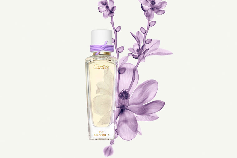 Pur Magnolia by Cartier