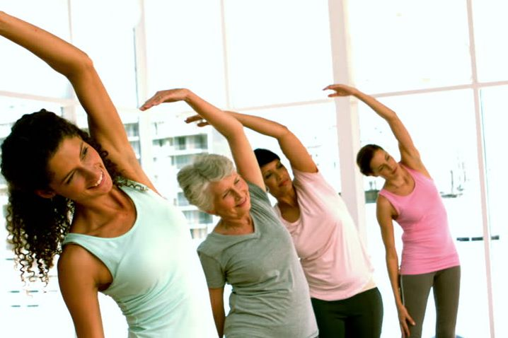 النشاط والتمارين الرياضية لمحاربة الإمساك