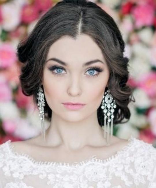 عروس عيون مصر2019_طريقة مكياج تكبير