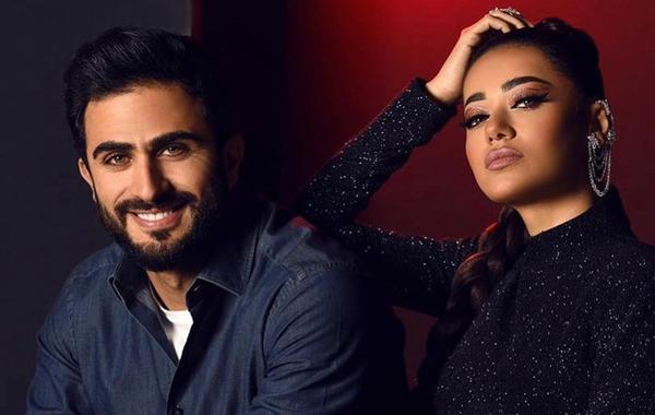 بالفيديو|| لحظة سقوط وإغماء المطربة العراقية رحمة رياض على السجادة الحمراء في حفل موسيقي